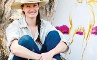 澳洲艺术家:快乐源自修炼法轮大法