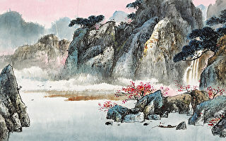 曲调(彩墨)46×91cm(图片来源:画家提供)