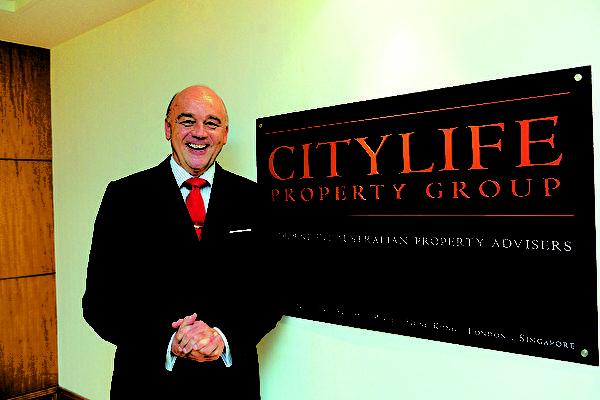 香港推售澳洲房地产第一人