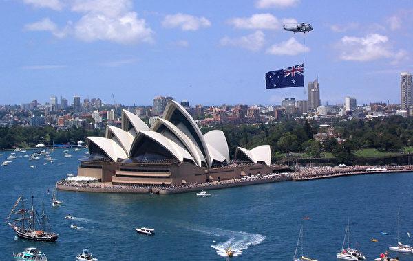 澳洲政府为刺激海外投资者增加对澳洲房地产的投资,在税务、买卖房地产以及价格方面都给予鼓励。(Photo by David Rogers/Getty Images)
