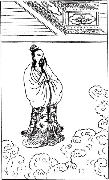 刘伯温为明代开国功臣,擅长诗文亦精通天文兵法。(大纪元图片库)