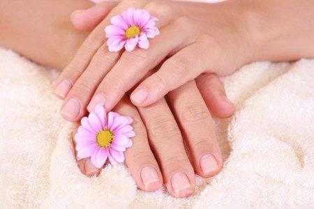 海盐可以软化角质与皮肤,并强化指甲。(Fotolia)