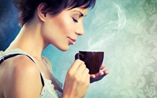 喝热茶能散热。(fotolia)
