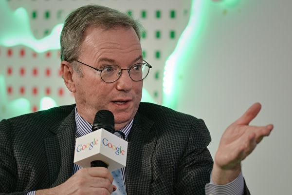 谷歌执行董事长埃里克.施密特(Eric Schmidt)花了6年的时间在加州大学柏克莱分校(UC Berkeley)。27岁时仍在攻读硕博士学位。(Philippe Lopez/AFP)
