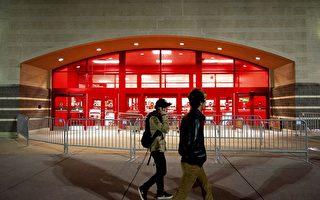 美Target销售额四个季度以来首现增长
