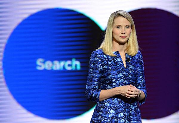 现年39岁、雅虎(Yahoo)执行长玛丽莎•梅耶尔(Marissa Mayer)在跳槽雅虎之前,是谷歌(Google)的第一位女性工程师。在她24岁那年,成为了谷歌第20名早期的员工。 (Ethan Miller/Getty Images)