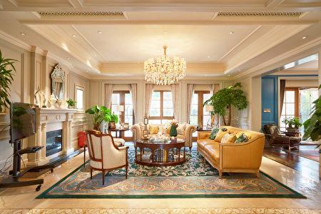 美麗的客廳(fotolia)