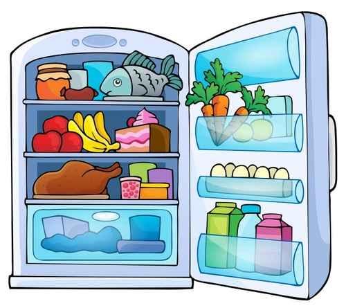 門是冰箱溫度最高的部位,容易滋長細菌。將雞蛋連盒子一起儲存在冰箱下層溫度較低的地方。(fotolia)