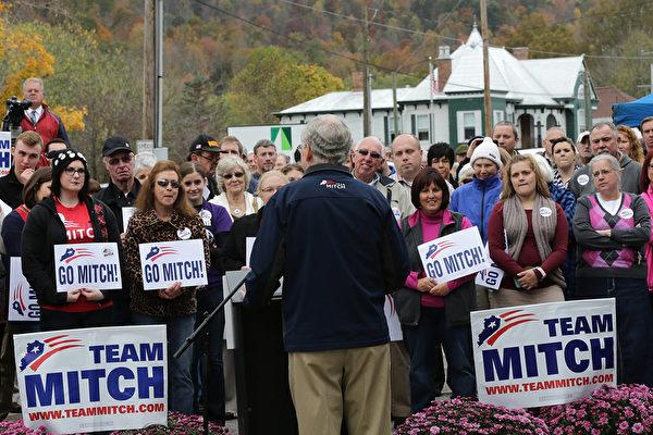 2014美國中期選舉臨近 選民憂慮多