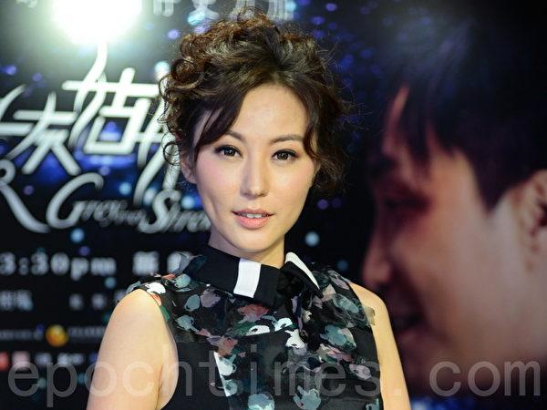 單身的劉心悠不吸煙,她表示如果未來男友吸煙會勸戒。(宋祥龍/大紀元)