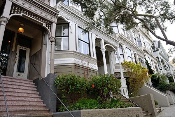 旧金山房市饱和 推高东湾房价