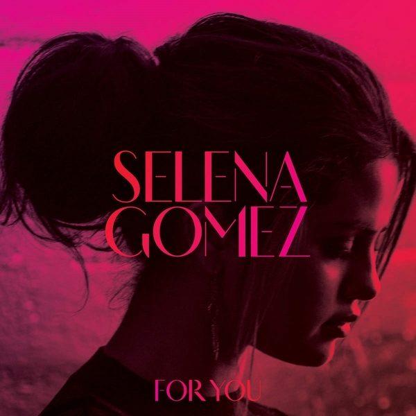赛琳娜《For You》精选辑封面。(环球提供)