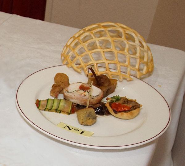 兔肉小盘 ( 李归燕/大纪元)