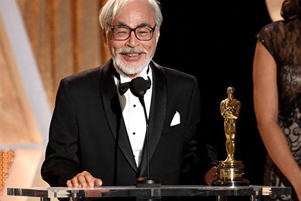 奥斯卡终身成就奖颁出 宫崎骏感谢和平
