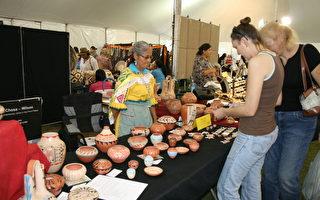 南加最大原住民藝術市集 傳頌印第安文化