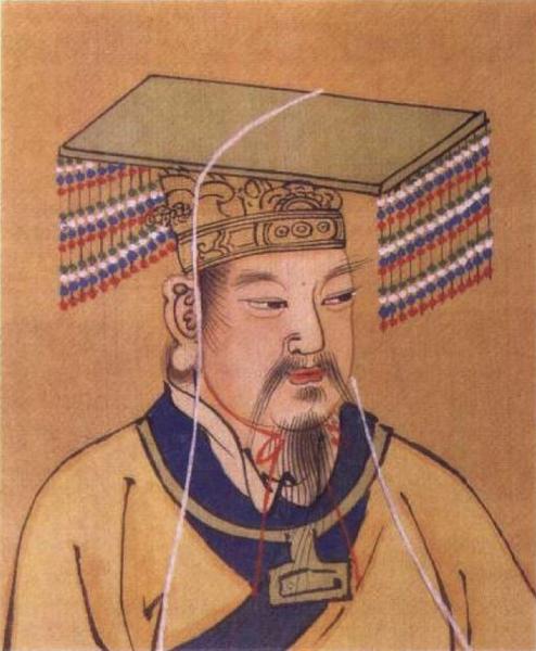 医道创始于黄帝、岐伯与雷公,而后世医道的传承者有春秋的医和、医缓,战国的扁鹊,汉朝的仓公、张仲景与华佗。图为明人绘黄帝像。(大纪元)