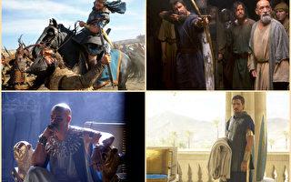 《出埃及记:天地王者》剧照。(福斯/大纪元合成)