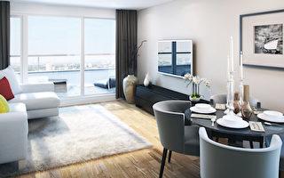 开发商Swan公司日前推出的Bellevue Bow是Bow地区最高的两座建筑之一,为买家提供了纵览伦敦美景的机会。