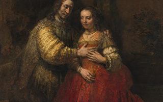 英國國家美術館  倫勃朗晚期作品特展