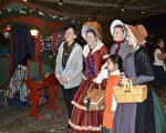 穿越19世紀英倫 灣區牛宮狄更斯聖誕集會