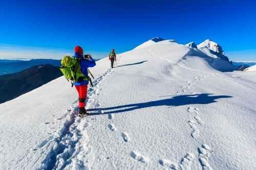 人如果長時間呆在海拔超過5000米的地方,會導致肌肉萎縮、肺部和大腦積液風險顯著增加、男性生育能力降低。(fotolia)