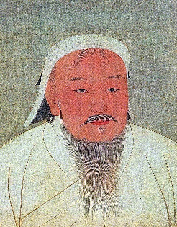 成吉思汗四十多年戎馬生涯所創造的業績,可以說主要靠「聚才用人」創造的。(維基百科公共領域)
