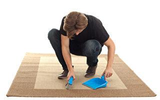 打扫的简单动作可以带来好风水好财运。(Fotolia)