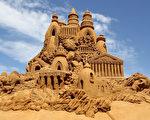 """亚特兰提斯""(Atlantis) ,传说是由海神波赛顿(Poseidon)一手打造的。( Graham  Denholm/Getty Images)"