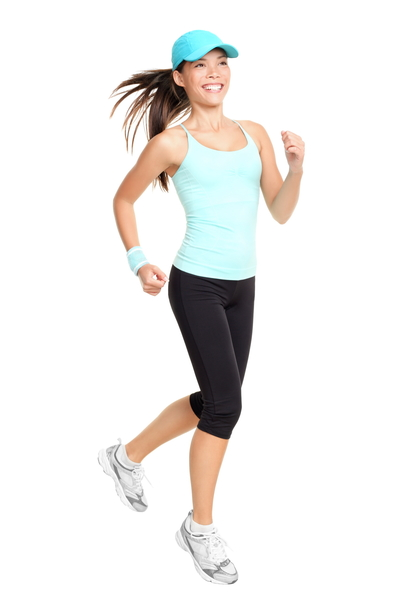 遵循运动的3大原则:改变运动的频率、强度和时间,而非一成不变地做同一种运动,以发挥健身或减肥的最大效益。(Fotolia)