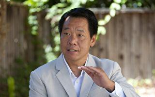 圖:現住舊金山灣區的著名海外民運領袖、原六四學生唐柏橋。(馬有志/大紀元)