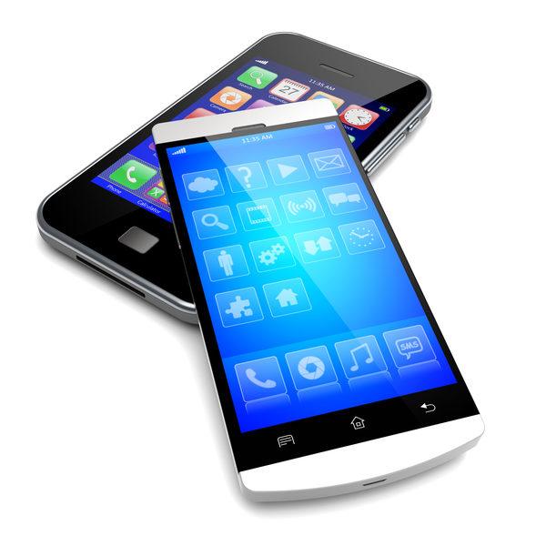 研究顯示,智能手機、平板電腦以及筆記本電腦等科技產品所發出的藍光,會阻止人體在晚上分泌褪黑激素,進而干擾睡眠。(Fotolia)