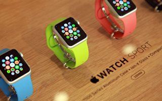 Apple Watch的成功关键是它能显示穿戴着的品味和身份。苹果手表能够做到这一点。(LOIC VENANCE/AFP/Getty Images)