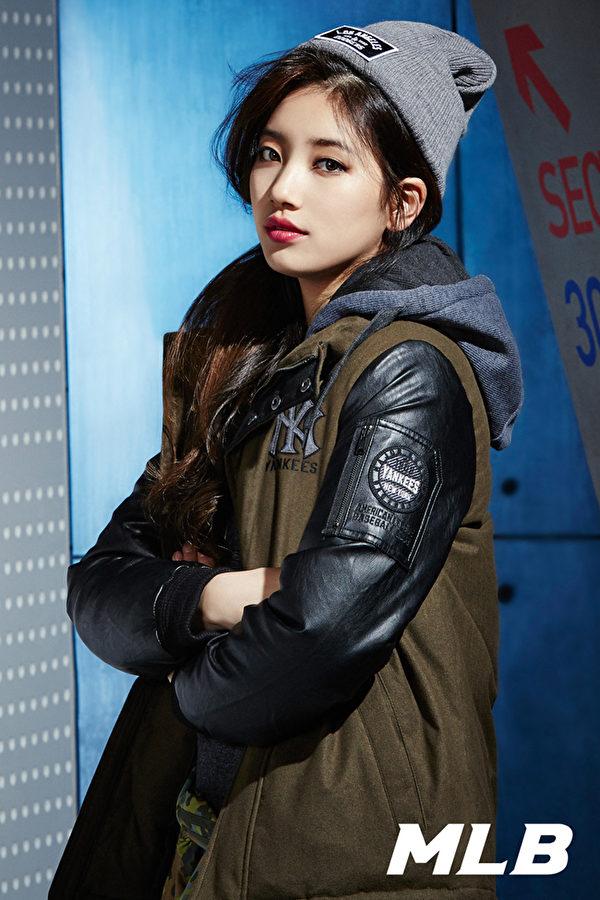 Miss A成员秀智居百大美女榜第11名。(MLB提供)