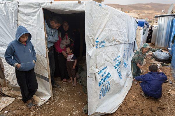 资金匮乏 叙利亚难民粮食援助被迫中止