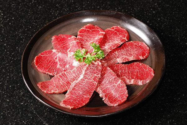 牛肉片(Fotolia)