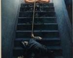 中国画家李奔的画作《撼不动的正信》获得银奖。(李奔提供)