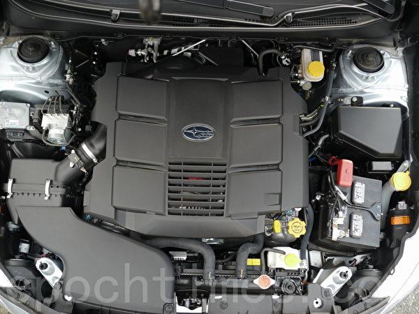2015 Subaru Legacy 3.6R Ltd。(夏又容/大纪元)