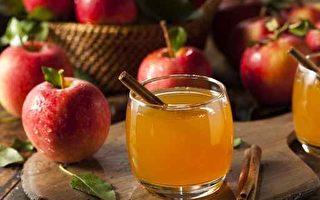 富含水溶性纖維的蘋果以及蘋果醋和肉桂都有控制血糖的功效。(fotolia)