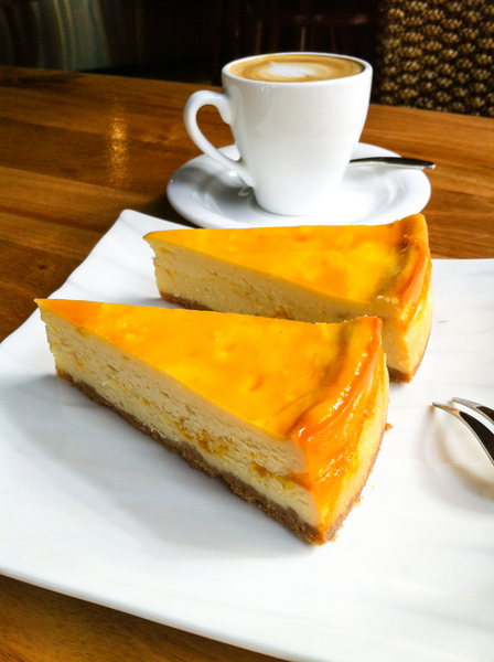 凡是尝过Esther家乳酪蛋糕的人,也无不称赞的。(Exquise Patisserie提供)