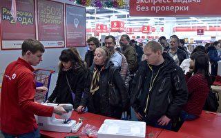 外媒:卢布失控 前苏联式崩溃恐再现