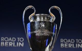 欧冠决赛将于2015年6月6日在柏林奥林匹克球场举行。(FABRICE COFFRINI/AFP/Getty Images)