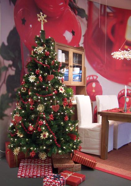 聖誕樹是聖誕節的主題。(fotolia)