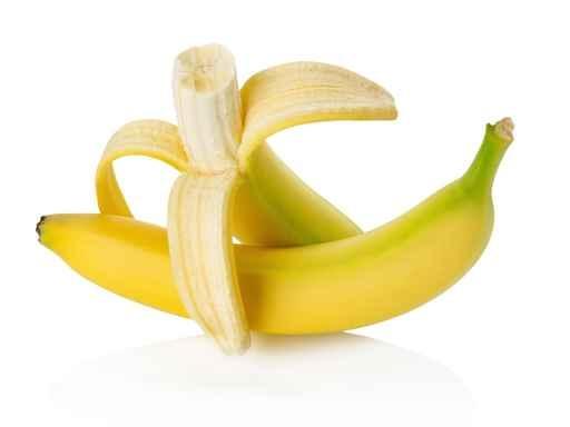 香蕉可以提升钾离子浓度回到原来的程度。(fotolia)