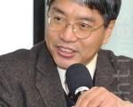 台湾智库副执行长赖怡忠(罗瑞勋/大纪元)