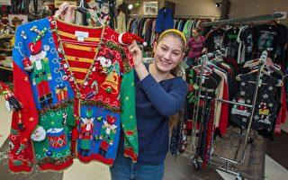 女性服飾和餐飲消費對假日銷售貢獻大