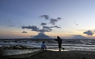 许多人猜测中共政府在为尼加拉瓜运河计划秘密筹集资金。图为尼加拉瓜湖。(Inti OCON/AFP)