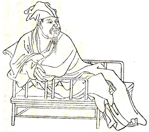 欧阳修在教导二儿子欧阳奕努力学习时写下《诲学说》。(维基百科公共领域)