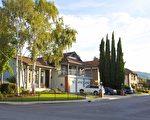 圣荷西,南城的艾玛顿(Almaden)是优良的住宅区域。(大纪元)