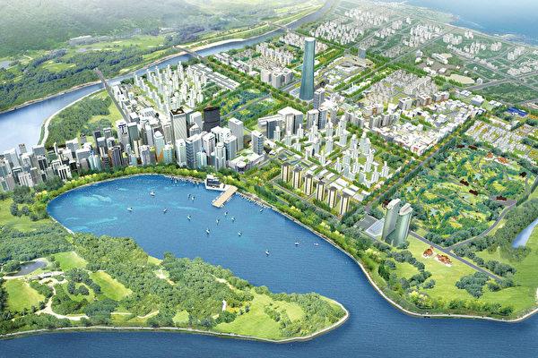 購韓國松島大學城公寓 可獲永住權