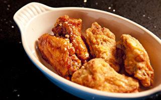 无麸质韩式炸鸡
